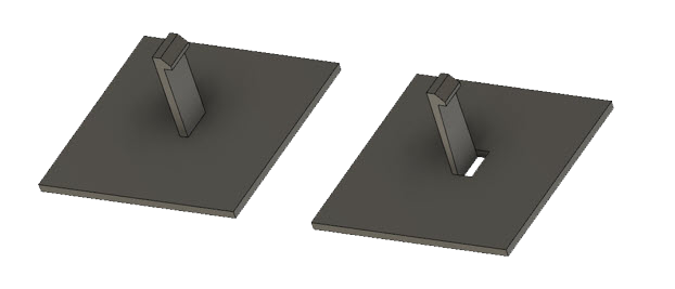 Clip Action Design for Injection Molding