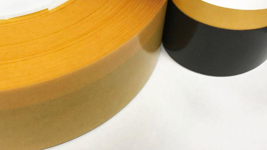 Foam-Tape-Application